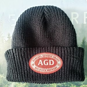 FREE With Purchase - Black Tuque